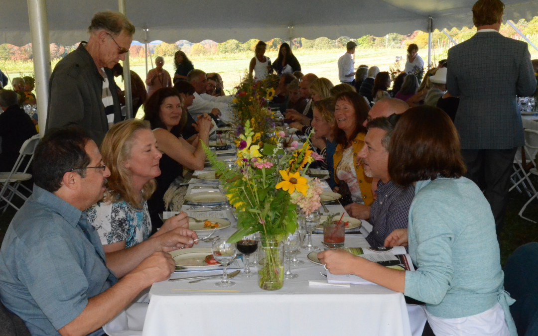Celebrate 25 Years at our Farm-to-Fork Anniversary Gala