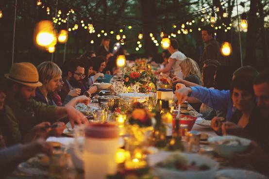 Autumn Harvest Dinner – October 1, 6:30 p.m.